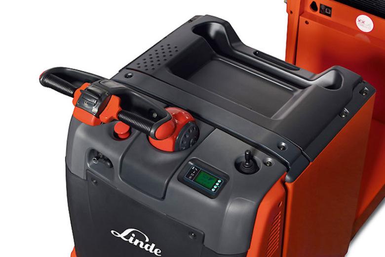 Рабочее место оператора электроштабелеров Linde L06-16 AC