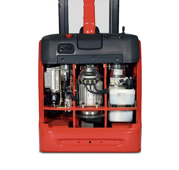 Двигатель электроштабелеров Linde L06-16 AC