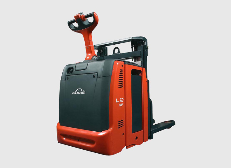 Электроштабелер Linde L12 HP