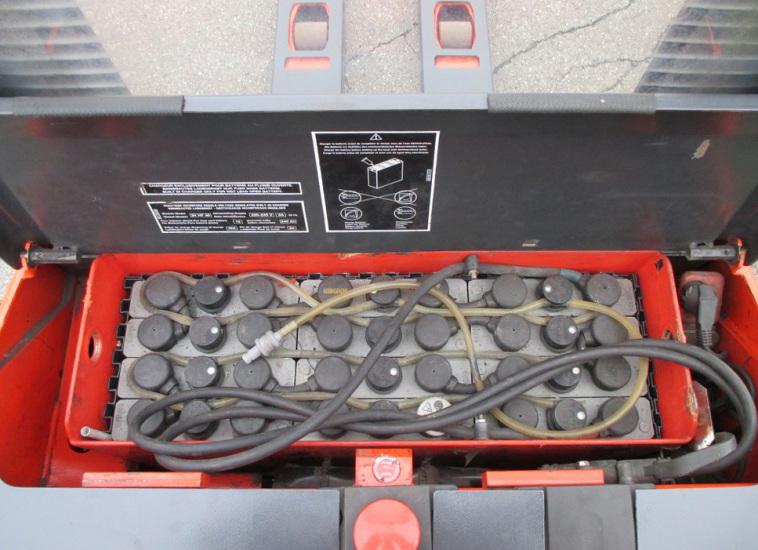 Двигатель электроштаблера Linde L16 AP