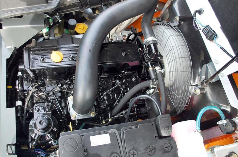 Двигатель вилочного погрузчика Still RC 40-16
