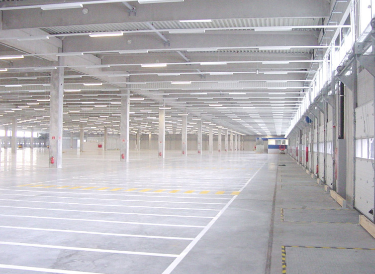 Помещение склада для аренды