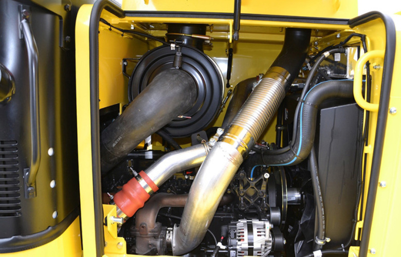 Двигатель вилочного погрузчика Hyster H18XM-12