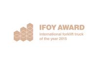 Погрузчики Toyota номинированы на премию IFOY 2015