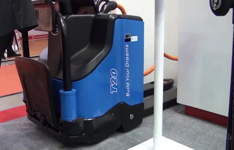 Гидравлическая тележка BYD T20 (PTP20)