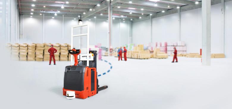 Решения автоматизации складских процессов