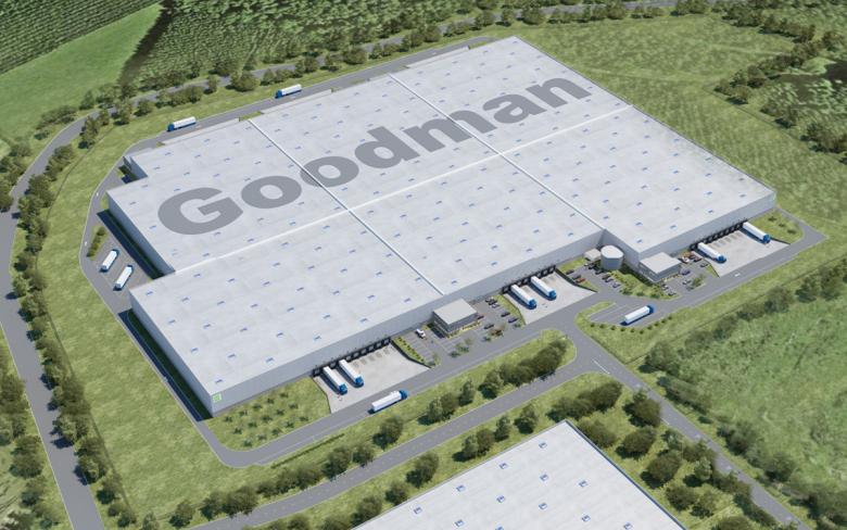 Складской комплекс от Goodman