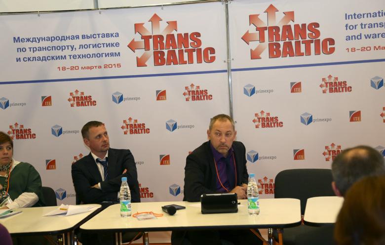 """Фото с """"ТрансБалтика"""" 2015"""