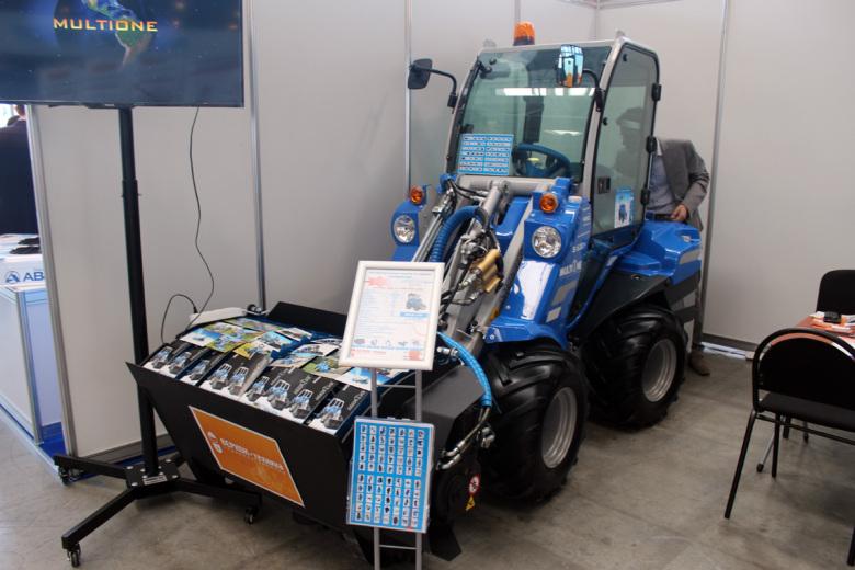 MultiOne S630+ на выставке СТТ-2015