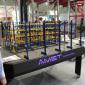 Стенд компании «АМЕТ» - проектирование, производство и импорт стеллажей