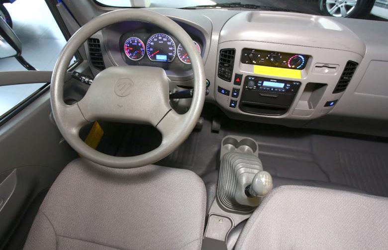 Салон авто Foton BJ1039