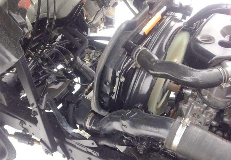 Двигатель ISUZU NLR85A