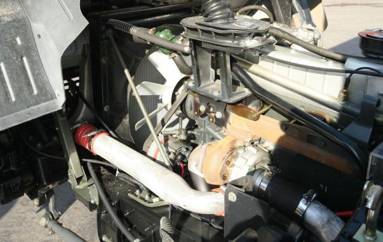 Двигатель Тата 613