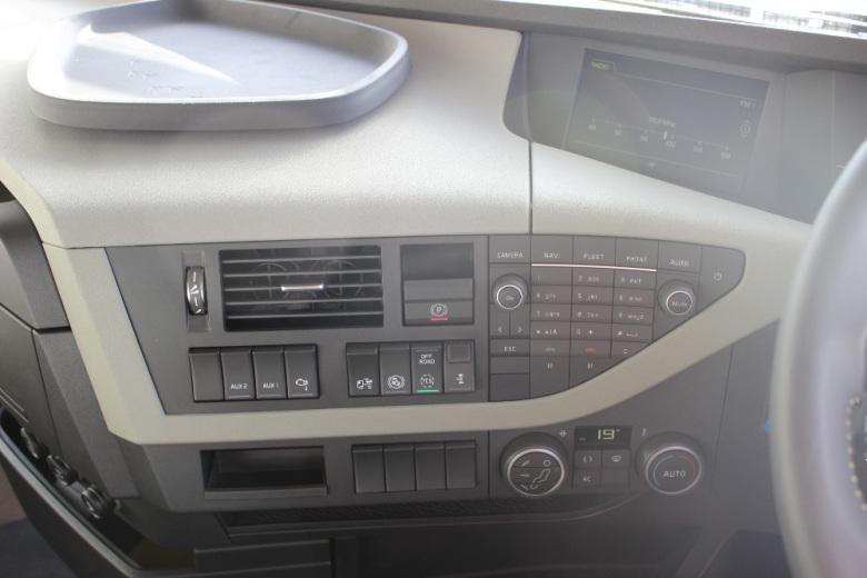 Приборная панель Volvo FH 16