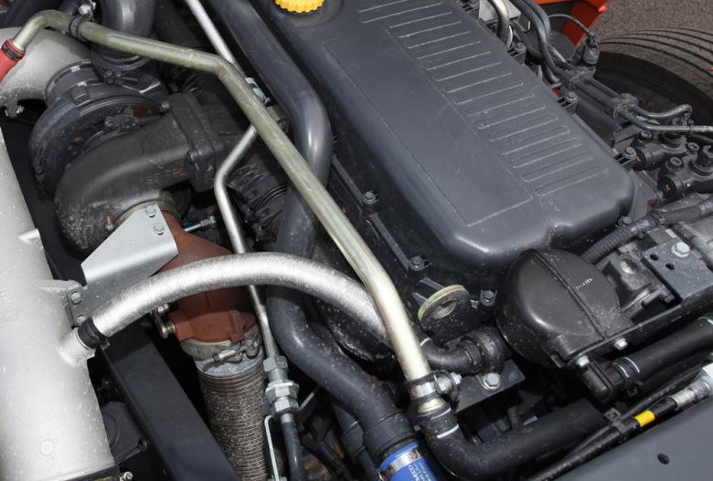 Двигатель Ивеко Стралис