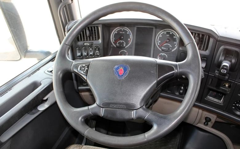 Рулевое колесо Скания 420