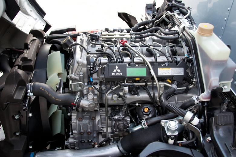 Mitsubishi Fuso Canter – технические характеристики, фото и отзывы владельцев