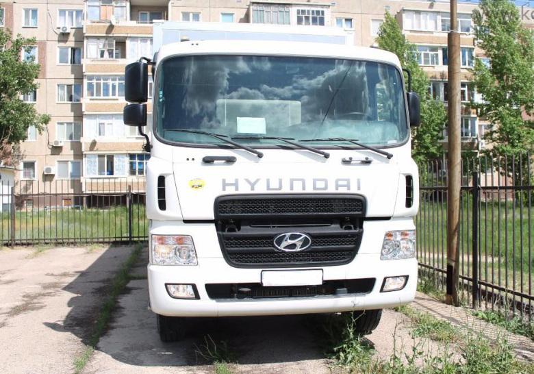 Грузовик Hyundai HD 170