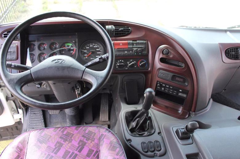 Руль Hyundai HD 170