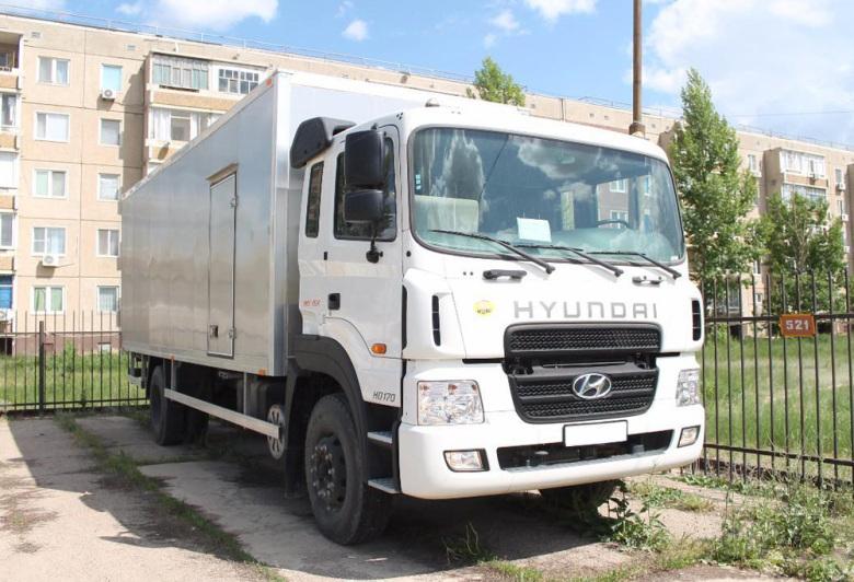 Фургон Hyundai HD170