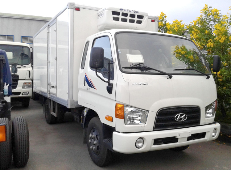 Рефрижератор Hyundai HD 72