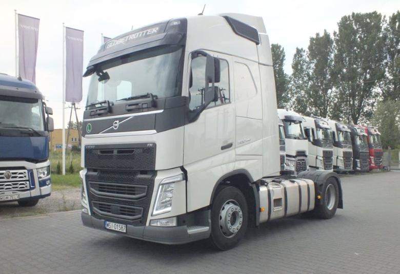Седельный тягач Volvo FH13