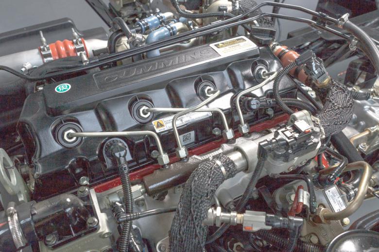 Мотор Foton BJ1069